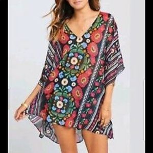 Show Me Your Mumu Peta Tunic